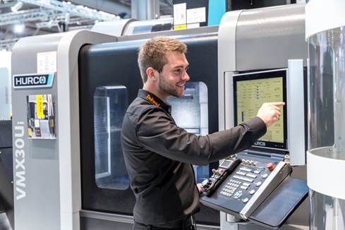 50 years of HURCO machine tools – 50 years of innovation - News - eng